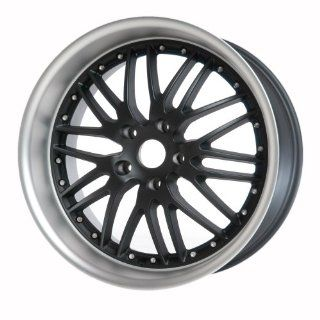 "19"" Black Hyundai Genesis Coupe ST1 Wheels Set Staggered (Set of 4 Rims) 328 335 Automotive"