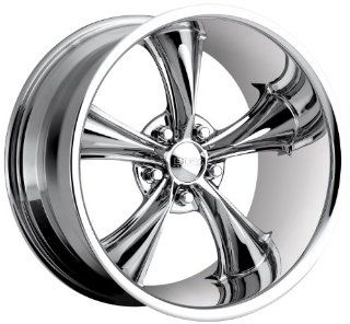 "Boss Motorsports Series 338 Chrome Wheel (17x8""/5x115mm) Automotive"
