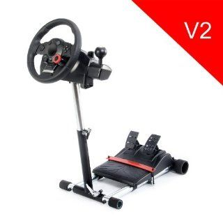 Racing Steering Wheelstand for Thrustmaster TX Ferrari 458 Italia Edition Wheel[for Xbox One] Original Wheel Stand Pro Stand V2, Correct Picture not available at this time. Video Games