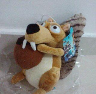 "Ice Age squirrels scrat Plush Doll Toy 10"" KTWJ346"