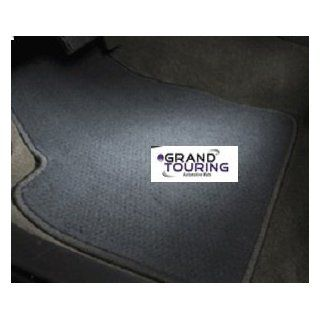 Avery's AV 36 355 154 Ford F Series Pickup 1992 1996 Automatic 2WD Grand Touring Custom Fit Carpeted 1 piece Front Floor Mat  Neutral Automotive