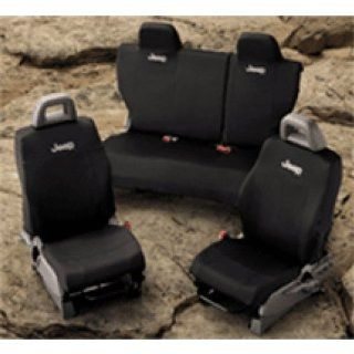 2007 2010 Jeep Compass Jeep Patriot Seat Covers Front and Rear GENUINE MOPAR OEM Automotive