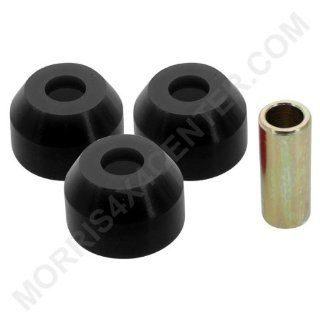 Energy Suspension Front Track Arm Bushing Set Black 1984 2006 Jeep Wrangler TJ,Cherokee,Grand Cherokee,Commanche # 27102G Automotive