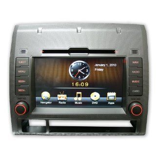 OttoNavi TY0511TC RRTCXMNA Toyota Tacoma 05 11 In Dash OEM Replacement Multimedia GPS Navigation Car Radio