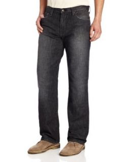 Lucky Brand Men's 361 Vintage Straight Leg Jean in Ol Big Smokey at  Men�s Clothing store