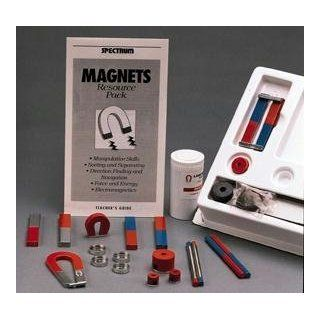 convenient classroom kit contains 35 weak and strong magnets,Magnet Resource Kit Toys & Games