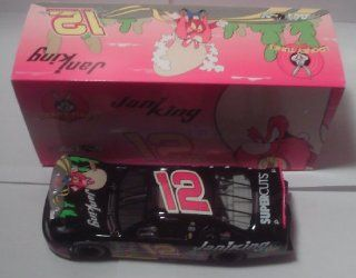 2002 NASCAR Action Racing Collectables . . . Kerry Earnhardt #12 JaniKing / Looney Tunes Rematch 1/24 Chevy Monte Carlo . . . Limited Edition 1 of 10,368 Toys & Games