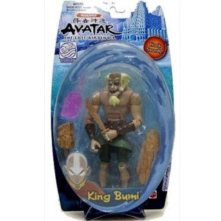 Avatar the Last Airbender Basic Water Series Action Figure King Bumi Toys & Games