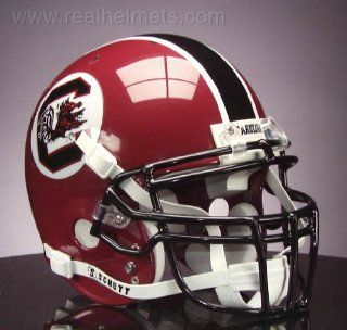 SOUTH CAROLINA GAMECOCKS 1989 1998 Football Helmet Sports & Outdoors