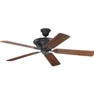 Progress Lighting P2532 80 60 Inch Air Pro Ceiling Fan, Forged Black