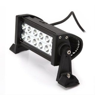 Rupse Off Road ATV 36w LED Light Bar ATV 4x4 Jeep Polaris Offroad Tractor Marine Truck Raptor Super Bright Automotive