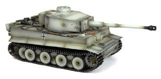 IMEX Taigen German Tiger I Early Model 2.4GHz 116 Electric RTR RC Airsoft Tank Sports & Outdoors