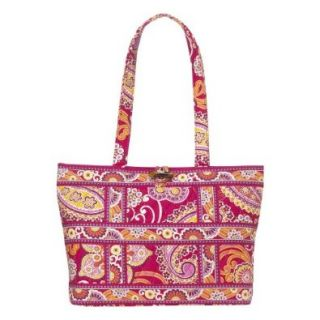Vera Bradley Small Tic Tac Tote Bag Raspberry Fizz Shoes
