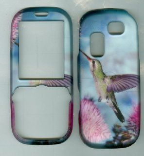 Humming Bird T404g T469 Sgh t404g Hard Faceplate Cover Phone Case for Samsung Gravity 2 Cell Phones & Accessories