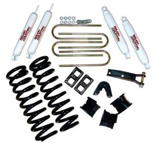 Rough Country 405N   2.5 inch Leveling Lift Kit with Nitro 9000 Series Shocks for Ford Bronco 4WD Automotive