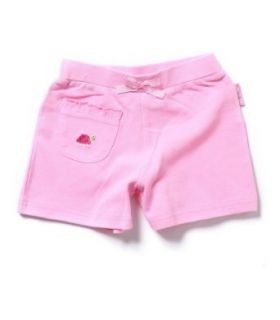 Sweet and Soft Classic Baby 1 Pocket with Turtle, Shorts, 18 months, Pink Clothing
