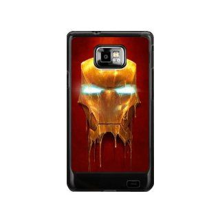 Iron Man Hard Plastic Back Cover Case for Samsung Galaxy S2 I9100 General Version, NOT SUITABLE FOR T MOBILE OR SPRINT S2 Cell Phones & Accessories