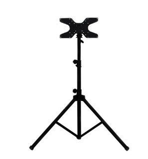 Audio2000's Ast423y Flat Panel Portable Tripod Tv Stand   Television Stands