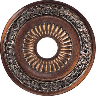 Minka Lavery Belcaro Ceiling Medallion in Belcaro Walnut