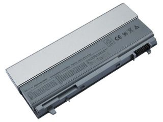 AGPtek® Laptop/Notebook Battery Replacement for DELL Latitude E6410 ATG E6400; precision M2400 M4400 M4500 E6400 XFR fits Part Number: PT434, PT435, PT436, PT437, KY477   [12 Cell, 11.1V, 8800mAh]