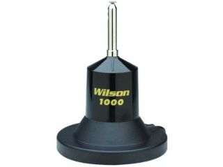 Wilson Antennas 880 900800B 1000 Series Magnet Mount Mobile CB Antenna Kit with 62.5 Whip