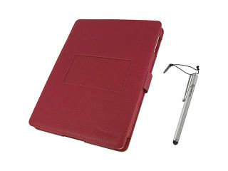 rooCASE 3 in 1 Kit   Convertible Leather Folio for iPad Gens 2, 3 & 4