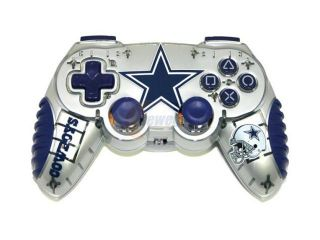 Mad Catz Officially Licensed Dallas Cowboys NFL Wireless PS2 Controller