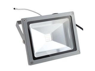 NEW LED RGB COLOR SPOTLIGHT 20W Flood Light Garden Lamp 85 264V Waterproof w/ Remote Control