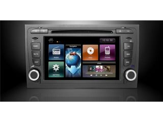 Audi A4 02 07 Dynavin D99 Non Android In Dash Double Din Touchscreen GPS Navigation DVD iPod Radio