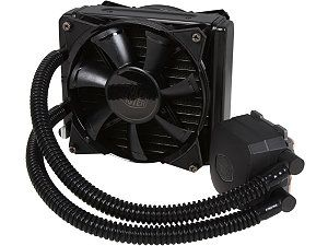 Cooler Master Nepton 280L – All In One CPU Liquid Water Cooling System with 280mm Radiator and 2 JetFlo Fans