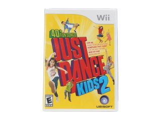 Just Dance Kids 2 Wii Game Ubisoft