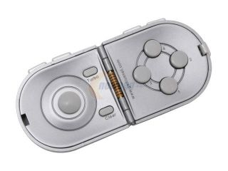 Genius MaxFire Pandora Pro   Foldable Mini USB Vibration Game Pad with Retractable USB Cable