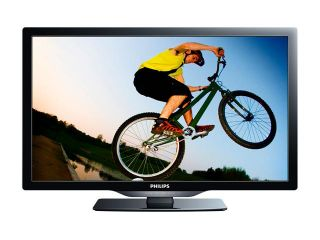 "Philips 22"" 720p 60Hz LED LCD HDTV 22PFL4507/F7"