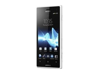 Sony Xperia acro S LT26W White 3G Dual Core 1.5GHz IP57 12.1 MP Camera Unlocked GSM Smart Phone