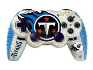 Mad Catz Officially Licensed NFL Wireless Controller For PS3   Tennessee Titans