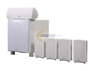 Definitive Technology  ProCinema 600  5.1 Channel  Home Theater Speaker System (White)