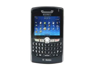 BlackBerry 8820 Black Unlocked GSM Smart Phone w/ Full QWERTY Keyboard / Wi Fi