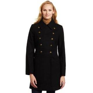 Steve Madden Womens Rib Knit Coat Clothing