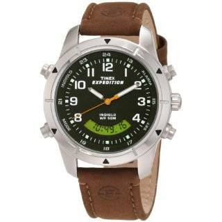 Timex Expedition Mens Metal Case Combo Watch T45201 Watches